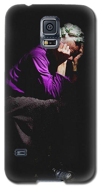 Aphrodite Bound Galaxy S5 Case