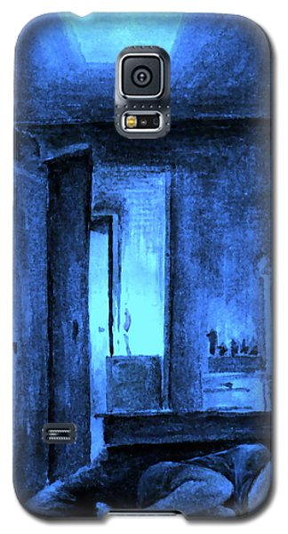 Apocalypsis 2001 Or Abandoned Soul Galaxy S5 Case