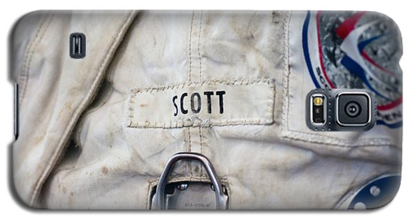 Apollo Lunar Suit Galaxy S5 Case