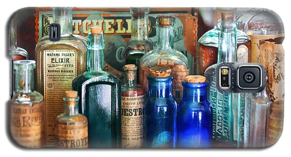 Apothecary - Remedies For The Fits Galaxy S5 Case by Mike Savad