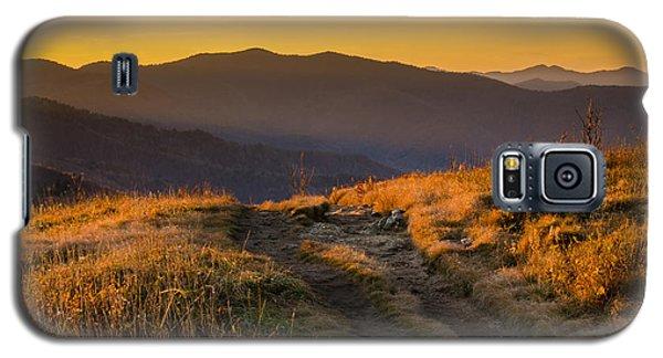 Appalachian Afternoon Galaxy S5 Case by Serge Skiba