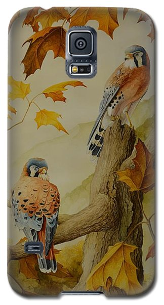 Appalachian Autumn  Galaxy S5 Case