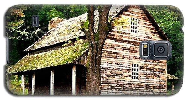Appalachian Cabin Galaxy S5 Case