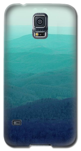 Landscapes Galaxy S5 Case - Appalachian Mountains by Kim Fearheiley