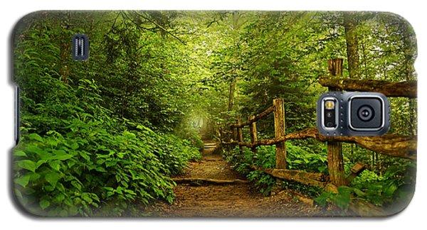Appalachian Trail At Newfound Gap Galaxy S5 Case