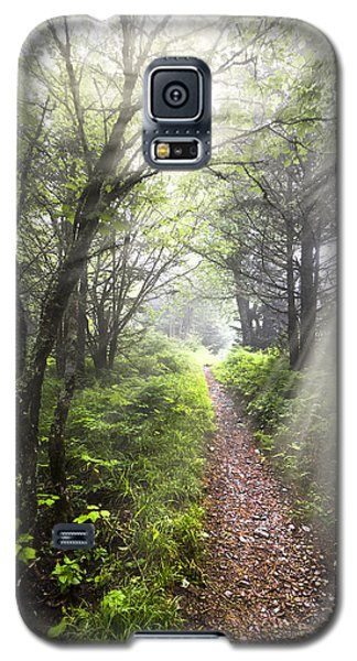 Appalachian Trail Galaxy S5 Case by Debra and Dave Vanderlaan
