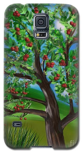 Apple Acres Galaxy S5 Case by Christine Fournier