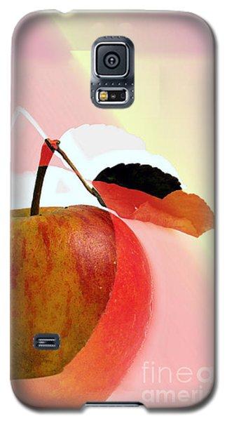 Apple Peel Galaxy S5 Case