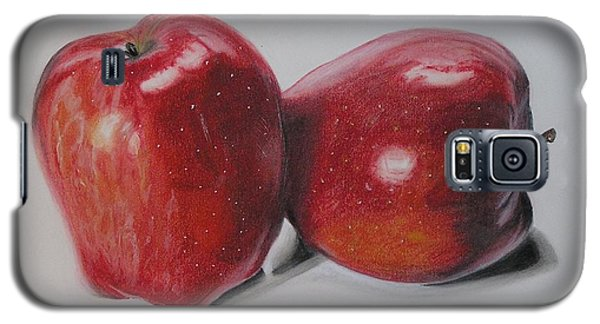 Apple Study Galaxy S5 Case by Wil Golden