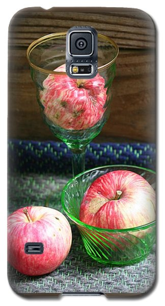Apples And Green Glass-i Galaxy S5 Case
