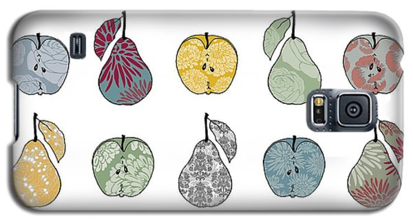 Apples And Pears Galaxy S5 Case by Sarah Hough