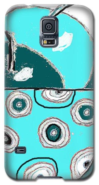 Apples In Spotty Bowl Galaxy S5 Case