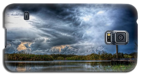 Approaching Storm Galaxy S5 Case