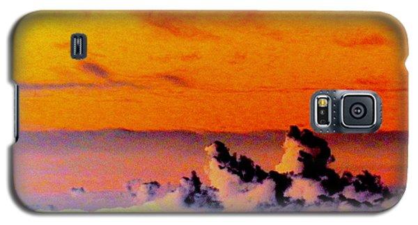 Apricot Sky Galaxy S5 Case