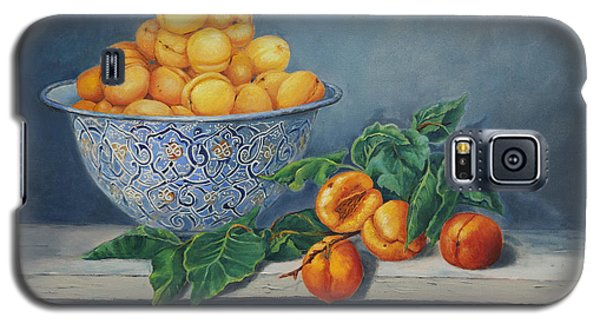 Apricots And Peaches Galaxy S5 Case