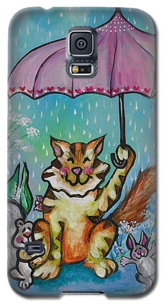 April Showers Galaxy S5 Case