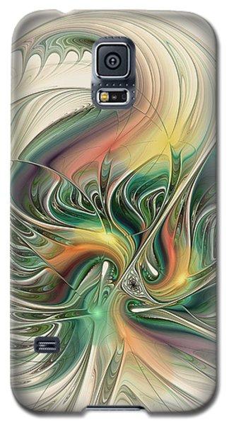 April's Temper Galaxy S5 Case