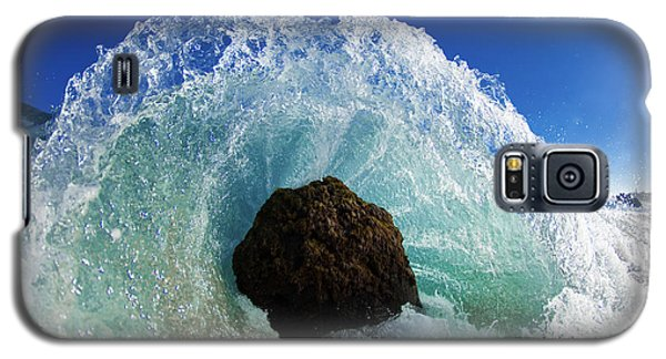 Aqua Dome Galaxy S5 Case by Sean Davey