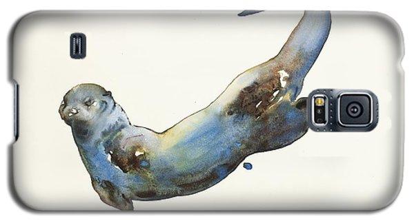 Aqua Galaxy S5 Case by Mark Adlington