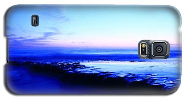 Galaxy S5 Case featuring the photograph Swamis Aqua Reef  by John F Tsumas