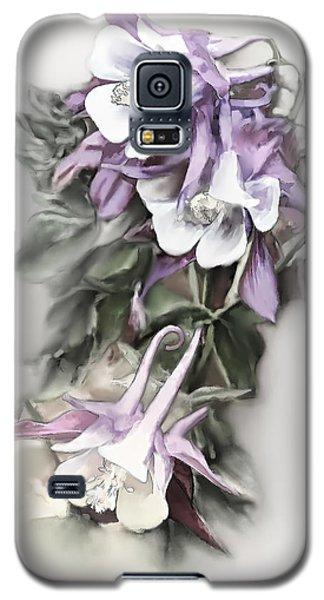 Aqualigia Cascade Galaxy S5 Case by Bonnie Willis