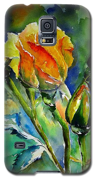 Aquarelle Galaxy S5 Case by Elise Palmigiani