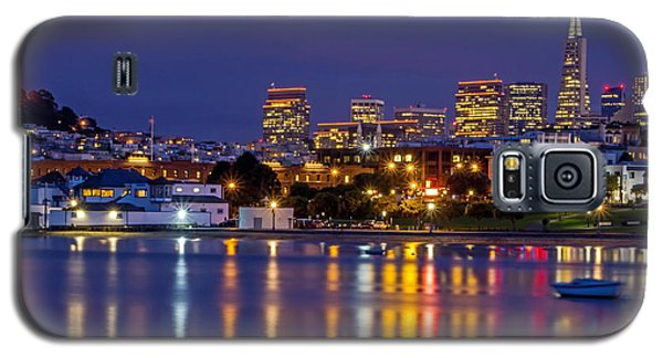 Aquatic Park Blue Hour Galaxy S5 Case