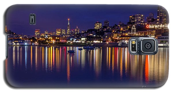 Aquatic Park Blue Hour Wide View Galaxy S5 Case