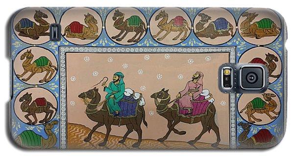 Arab Men In Desert Galaxy S5 Case