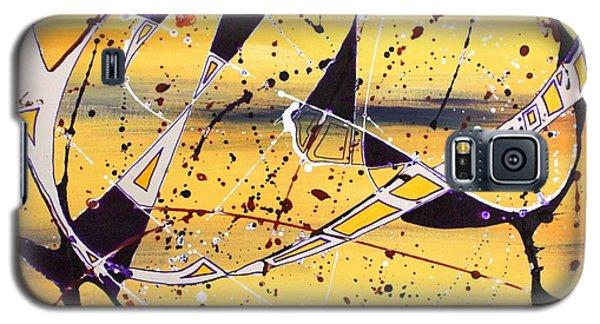 Arabella Galaxy S5 Case by Pat Purdy
