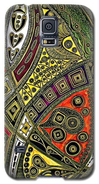 Arabian Nights Galaxy S5 Case by Jolanta Anna Karolska