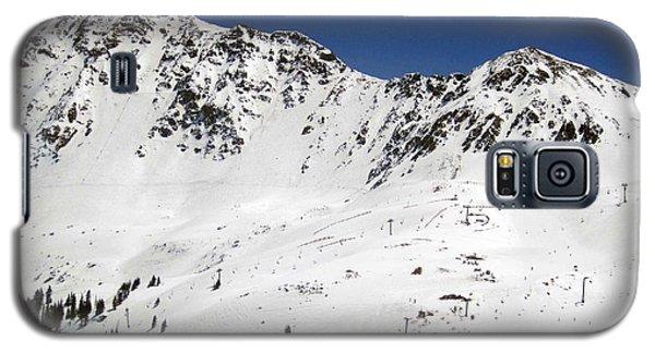 Arapahoe Basin Ski Resort - Colorado          Galaxy S5 Case