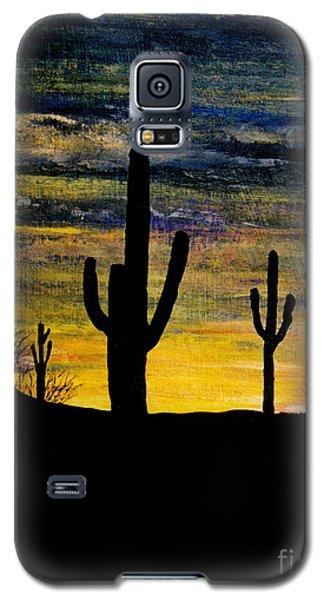 Arazona Sunset Galaxy S5 Case