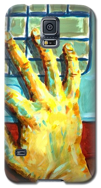 Arbitrary Colors Galaxy S5 Case by Stacy C Bottoms
