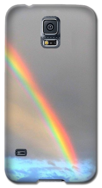 Galaxy S5 Case featuring the photograph Arc Angle One by Lanita Williams