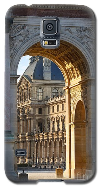 Arc De Triomphe Du Carrousel Galaxy S5 Case