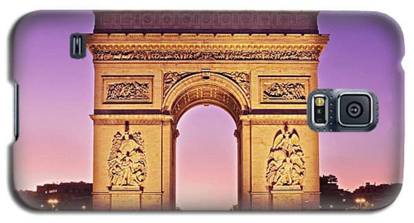 Arc De Triomphe Facade / Paris Galaxy S5 Case
