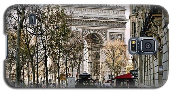 Arc De Triomphe Paris Galaxy S5 Case by Lynn Bolt
