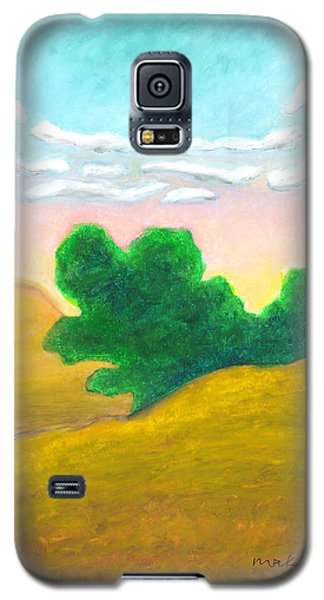 Arc Of Clouds Galaxy S5 Case