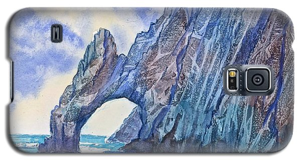 Arch At Cabo Galaxy S5 Case