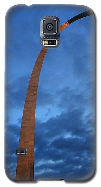 Arch Glow Galaxy S5 Case by Scott Rackers