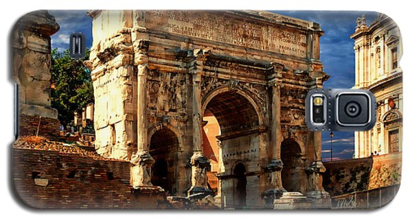 Arch Of Septimius Severus Galaxy S5 Case