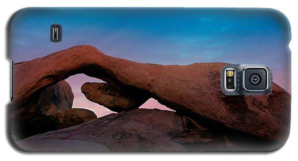 Arch Rock Evening Galaxy S5 Case