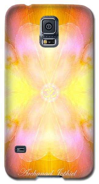 Archangel Jophiel Galaxy S5 Case