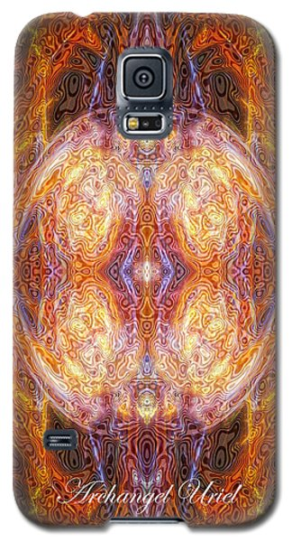 Archangel Uriel Galaxy S5 Case