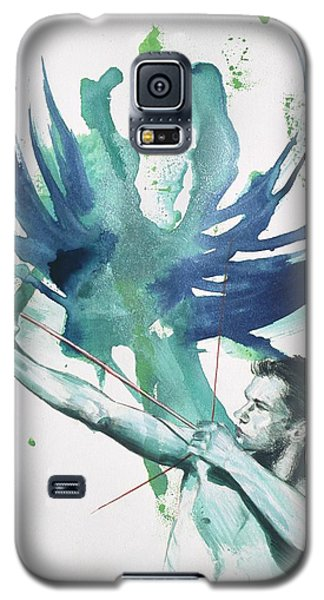 Archer Galaxy S5 Case