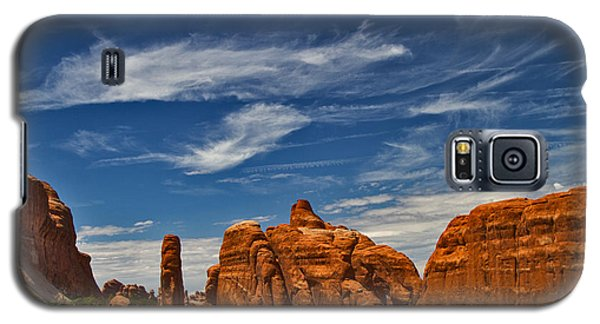 Galaxy S5 Case featuring the photograph Arches 21 by Tom Kelly