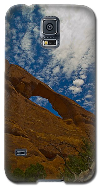 Galaxy S5 Case featuring the photograph Arches 6 by Tom Kelly
