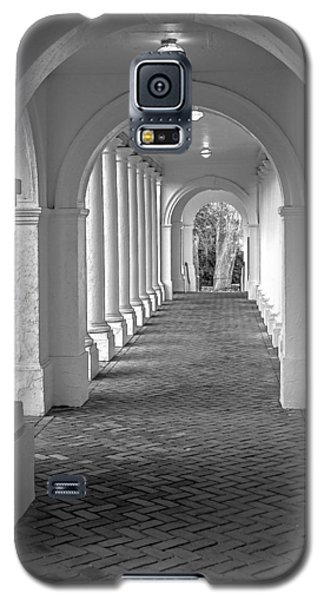 Arches At The Rotunda At University Of Va 2 Galaxy S5 Case