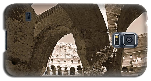 Arches In The Colosseum Galaxy S5 Case